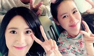 Hội bạn thân toàn tường thành nhan sắc của 'chị đẹp' Son Ye Jin