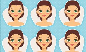 Bói vui: Nhìn đường chân tóc đoán trúng tính cách con người