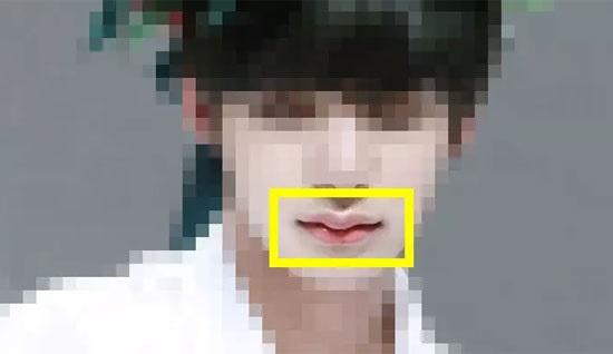 Ngắm đôi môi quyến rũ đoán idol Kpop - 9
