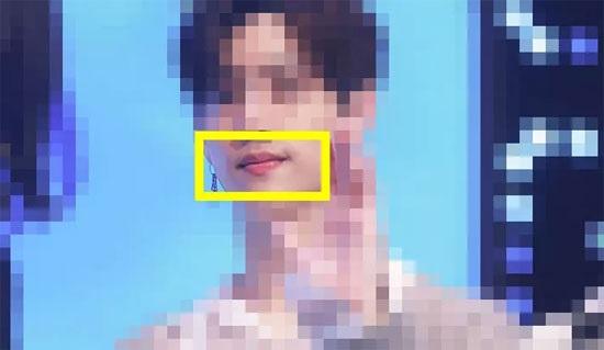 Ngắm đôi môi quyến rũ đoán idol Kpop - 1