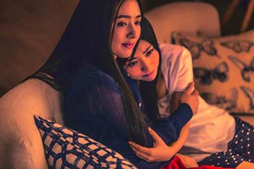 Phim không chỉ là chuyện tình mà còn là câu chuyện về tình bạn, về cuộc sống.