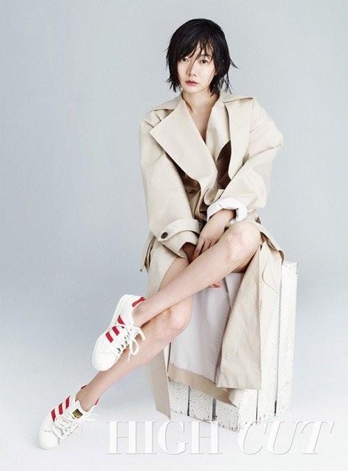5 nữ diễn viên nổi tiếng Hàn Quốc xuất thân từ nghề người mẫu - 2