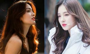 Nữ sinh trường Y Thái Nguyên xinh như hot girl Hàn
