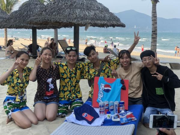 Khoảnh khắc săn quà đáng nhớ cùng Pepsi tại Đà Nẵng - Hội An - 7