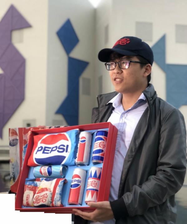 Khoảnh khắc săn quà đáng nhớ cùng Pepsi tại Đà Nẵng - Hội An - 9