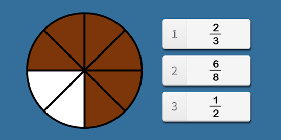 Rèn luyện trí óc với bài toán xác định phân số - 3