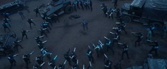 Đoán loạt phim Marvel chỉ qua một cảnh quay - 3