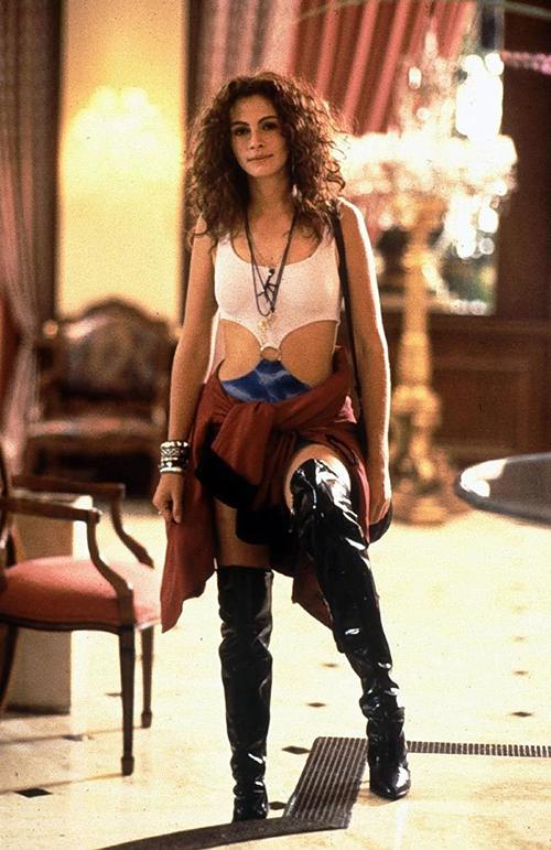 Màn biến hóa khó quên của Julia Robert trong Pretty Woman - 1