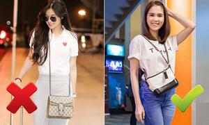 3 lỗi ăn mặc dễ gặp khiến người thấp càng 'nấm lùn' hơn