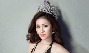 Thư Dung giành Á hậu 2 Miss Eco International 2018