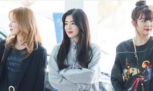 Seul Gi khoe chân đẹp, Yura kín đáo bất ngờ với mốt quần thể thao
