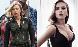 Dàn mỹ nhân siêu ngầu trong 'Infinity War' vô cùng nóng bỏng ngoài đời