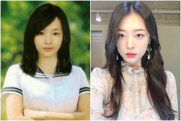 Bức ảnh tốt nghiệp của Sulli trở thành chủ đề nóng ở Hàn. Mỹ nhân nhà SM sở hữu thần thái nổi tiếng dù chưa chính thức debut.