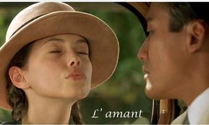 Nụ hôn ngây thơ mà vẫn gợi cảm khó quên trong 'Người tình'