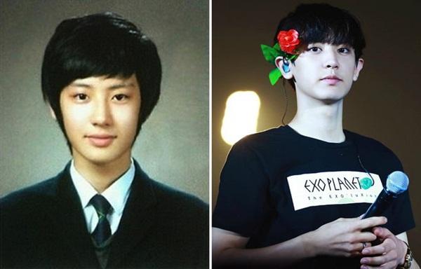 Khi còn học cấp 3, Chan Yeol đã tham gia thi người mẫu. Với chiều cao, khuôn mặt đúng chuẩn SM, anh chàng dễ dàng chiếm suất thực tập sinh và debut cùng EXO.