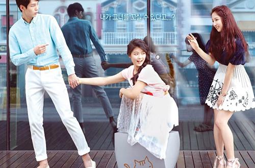 5 drama Hàn kỳ ảo với những chuyện tình ngọt không tưởng - 3