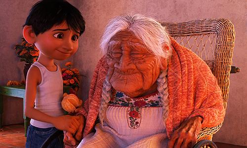 Cảnh xuất sắc trong phim hoạt hình Coco khiến ai cũng rơi lệ - 2