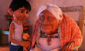 Cảnh xuất sắc khiến khán giả rơi lệ trong phim hoạt hình 'Coco'