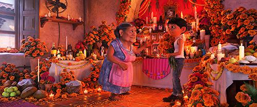 Cảnh xuất sắc trong phim hoạt hình Coco khiến ai cũng rơi lệ