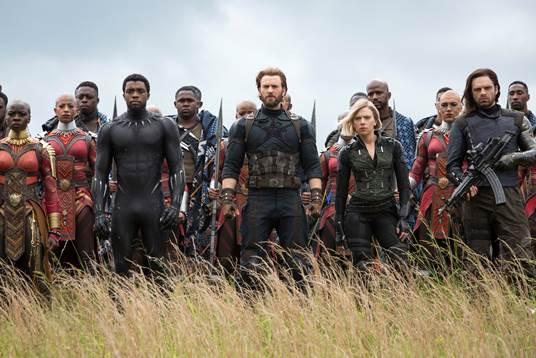 Avengers: Infinity War hứa hẹn sẽ viết lại lịch sử phòng vé trong nước lẫn quốc tế