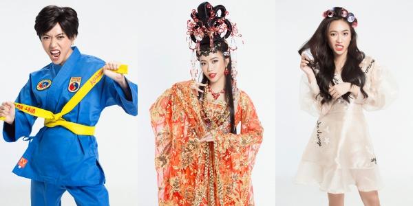 Hé lộ tạo hình của Diệu Nhi trong minishow đầu tay.