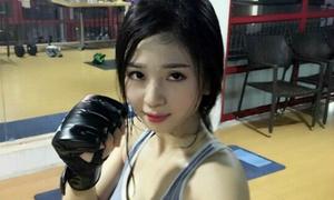 Bông Trần: Hot girl mê múa võ đánh côn vì thần tượng Lý Tiểu Long