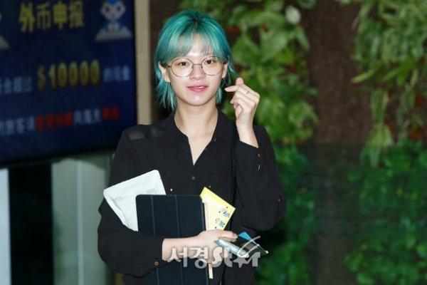 Hình ảnh mới của Jeong Yeon gây thất vọng.