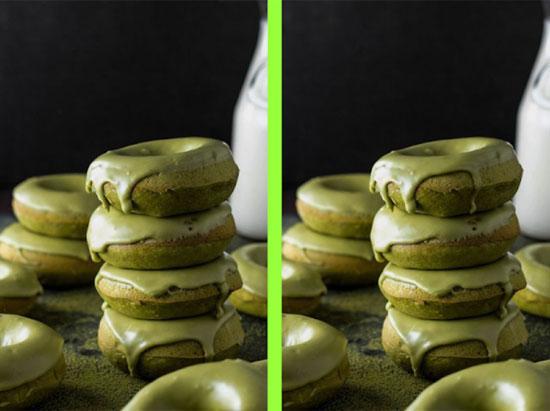 Tinh mắt soi điểm khác biệt với những chiếc bánh trong 30 giây - 5