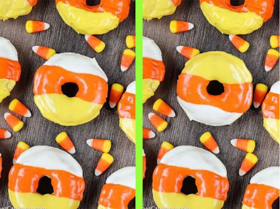 Tinh mắt soi điểm khác biệt với những chiếc bánh trong 30 giây - 7