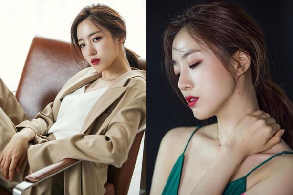 Ham Eun Jung biến hóa phong cách khi cá tính khi gợi cảm.