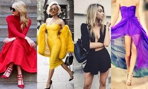 Chuyên gia tâm lý phân tích tính cách qua màu sắc trang phục