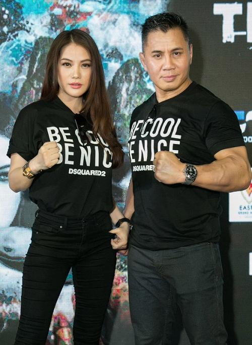 Trương Ngọc Ánh háo hức lần đầu hợp tác với ngôi sao võ thuật Cung Lê.