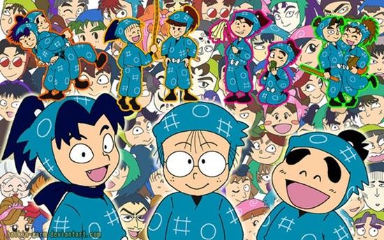 Loạt truyện tranh một thời thơ ấu bạn còn nhớ không? - 1