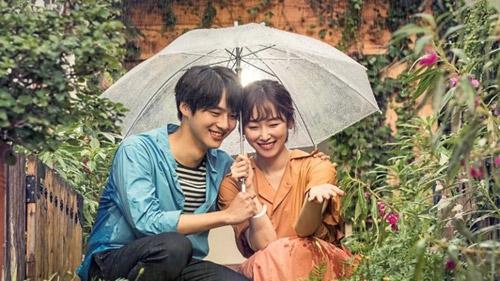 7 cặp đôi bùng cháy tình cảm nhanh nhất trên màn ảnh Hàn - 1