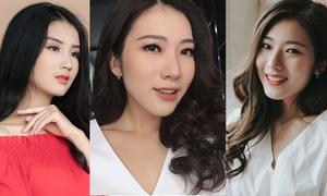Nhan sắc những nữ sinh đăng quang Hoa khôi 2018