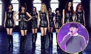 Hot boy Hàn Quốc xin lỗi vì chê bai T-ara