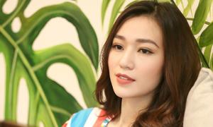 Khánh My: 'Tôi không việc gì phải lợi dụng Trường Giang'