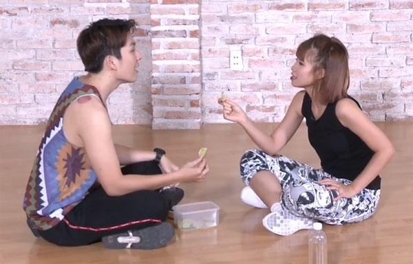 Kelvin Khánh mướt mồ hôi trong phòng tập Aerobic - 7