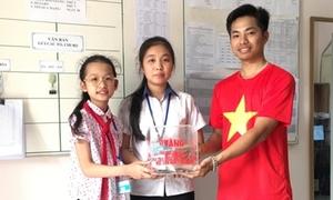 9x Thái Bình đạp xe xuyên Việt gây quỹ từ thiện