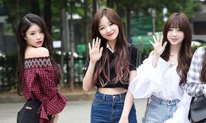 'Idol tạo dáng lố' làm lu mờ đồng nghiệp khi đến Music Bank