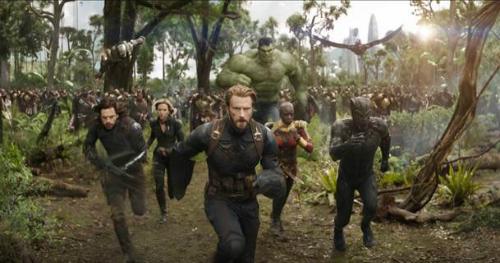 Avengers: Infinity War lập kỷ lục phim có doanh thu cao nhất lịch sử phòng vé Việt Nam
