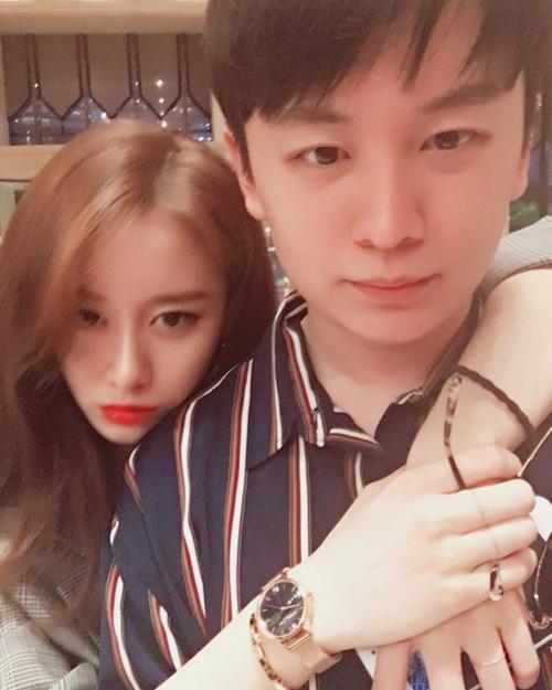 Park Hyo Joon, người mẫu anh trai của Ji Yeon
