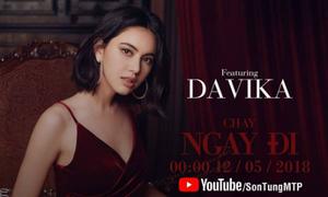 'Nàng thơ' Davika đăng đàn góp triệu view cho MV mới của Sơn Tùng
