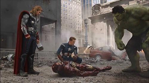 Cảnh phim bị cắt đáng tiếc nhất trong phim siêu anh hùng The Avengers - 1