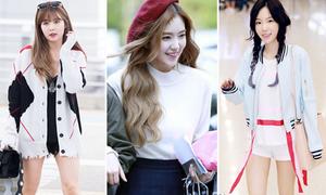 4 'chị đại' Kpop qua tuổi teen đã lâu vẫn diện đồ nhí nhảnh