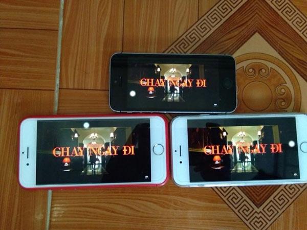Đây là cách mà hội sky góp view cho Sơn Tùng. Mọi vật dụng có thể chạy video trên YouTube như điện thọa, lap top, máy tính bàn... đều được trưng dụng.