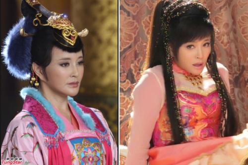 Lưu Hiểu Khánh trong Tùy Đường anh hùng.