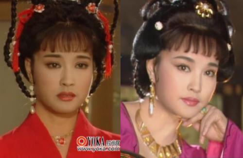 Lưu Hiểu Khánh hóa thân thành nàng Võ Mị Nương 16 tuổi