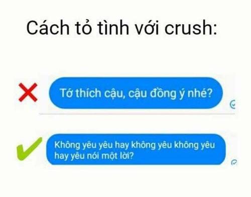 Hãy gửi câu hát này nếu muốn tỏ tình với crush