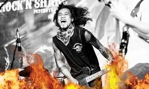 Phạm Anh Khoa bị gạch tên khỏi đêm nhạc rock vào phút chót